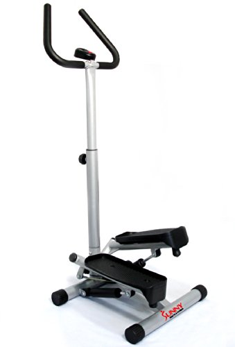 Sunny Health Fitness Twister Stepper