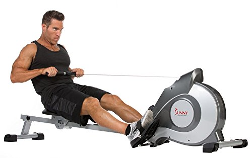 Sunny Health Fitness SF RW5515 Magnetic
