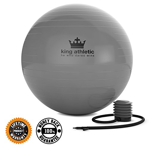 Stability Balance Yoga Ball Exercise