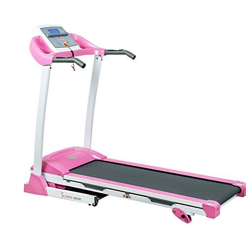 Sunny Health Fitness Treadmill