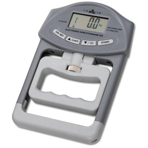 Trailite Dynamometer Strength Measurement Capturing