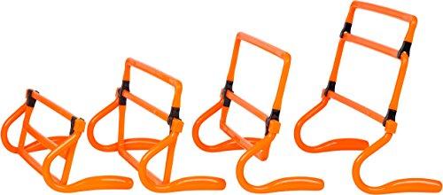 Trademark Innovations Adjustable Training Hurdles