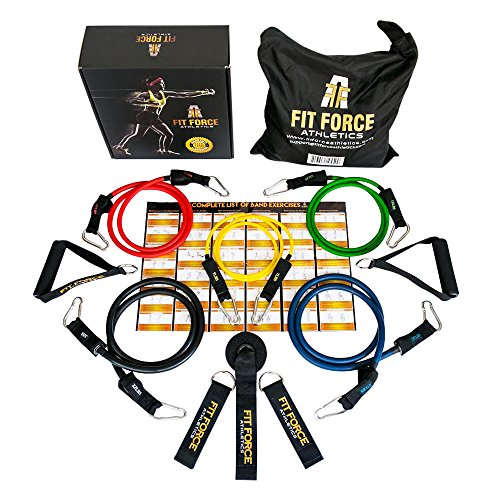 Resistance Bands Exercise Equipment Workout