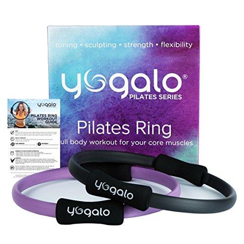 Pilates Ring Sculpting Flexibility Resistance