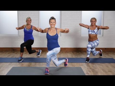 15-Minute Beginner's At-Home Cardio Workout | Class FitSugar