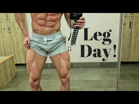 Full Leg Workout (Stop Skipping These Exercises!)