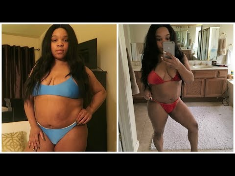 HUGE 30 Day Weight Loss Transformation!!! WEIGHT LOSS MOTIVATION
