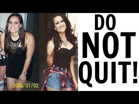 BEST GYM / WEIGHT LOSS MOTIVATION SPEECH 2017: DO NOT QUIT ON YOURSELF!!!