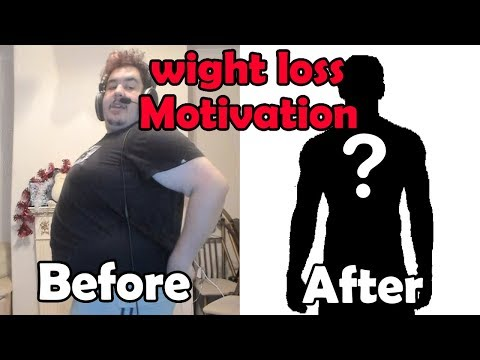 Greekgodx weight loss motivation video