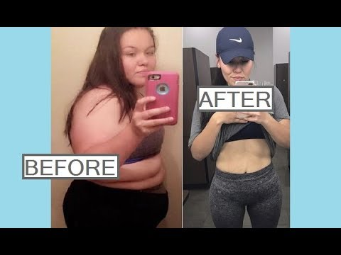 Dramatic Weight Loss Transformations