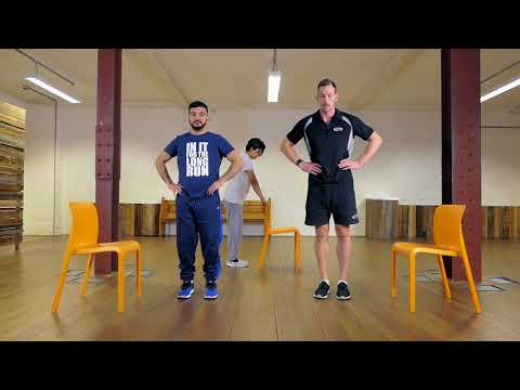 Improve your balance and stability workout | Move more with MS