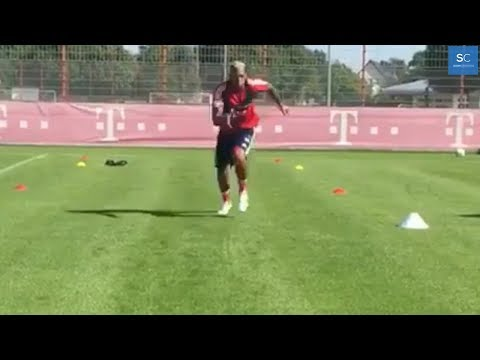 Jerome Boateng Speed And Agility Training   Speed And Agility Training For Soccer