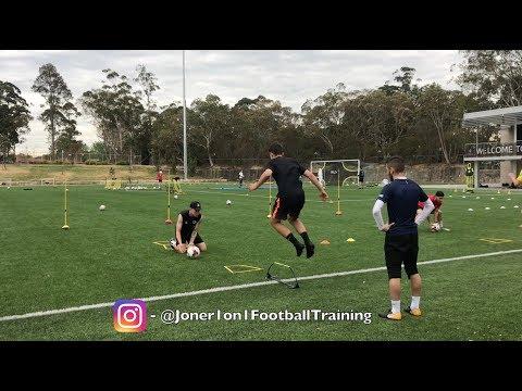 FULL SPEED & AGILITY   2 coaches   4 players – Joner 1on1