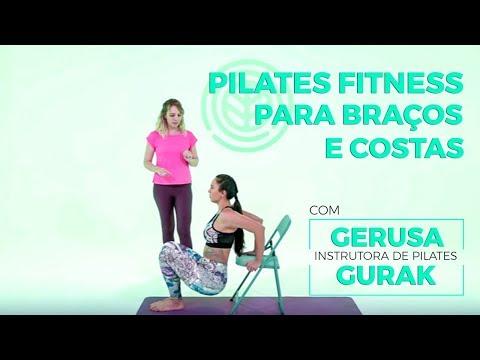 Namu pilates- Pilates em casa: Pilates fitness para braços e costas | Gerusa Gurak