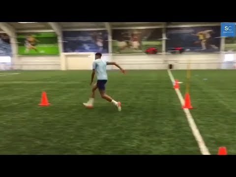 Tyrone Mings Speed And Agility Training | Speed And Agility Training For Soccer