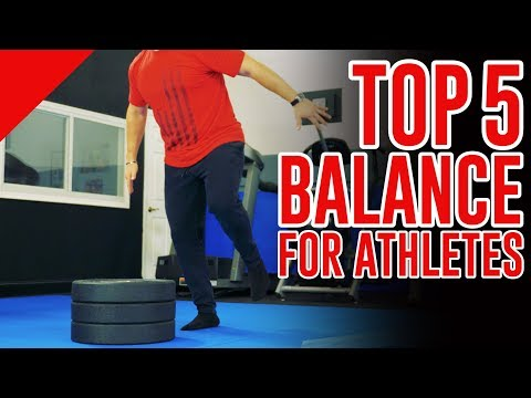 TOP 5 Balance Exercises for Athletes in Any Sport
