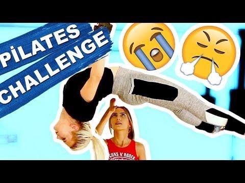 PİLATES CHALLENGE !! (#denevegör)