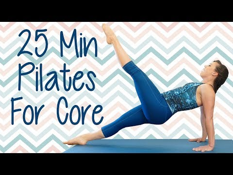Beginners Pilates with Kait | Tone Your Tummy, 25 Minute Ab Workout, Fitness Class At Home