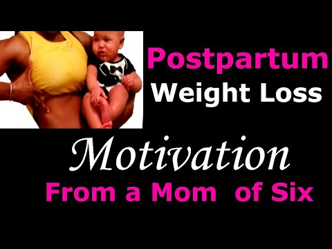 Postpartum Weight Loss Mommy Motivation