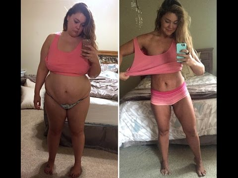 Weight Loss Before & After Compilation#2