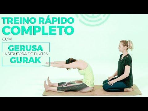 Namu Pilates – Pilates para iniciantes: Treino rápido completo   T02E11