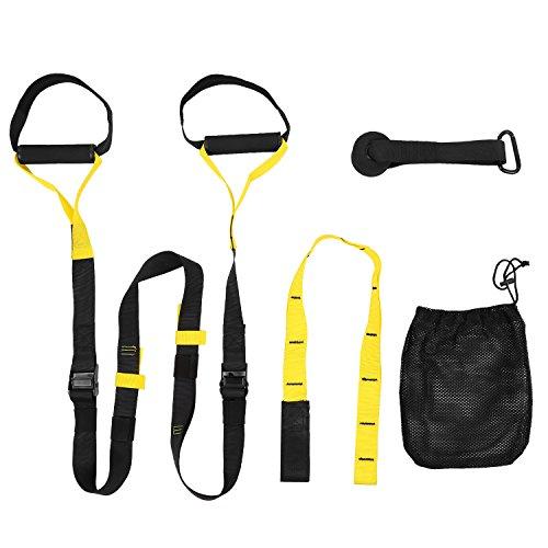 Suspension Training Trainer Fitness Exercises
