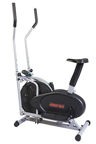 Merax Elliptical Exercise Fitness Training