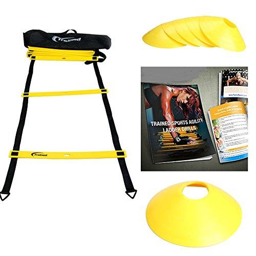 Trained Agility Ladder Bundle Sports