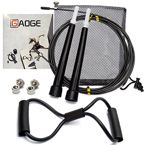 GAOGE Resistance Training Crossfit Fitness Rope