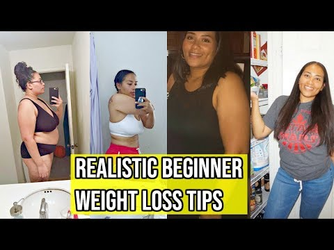 HOW I STARTED MY WEIGHT LOSS JOURNEY / REALISTIC WEIGHT LOSS TIPS  / WEIGHT LOSS MOTIVATION