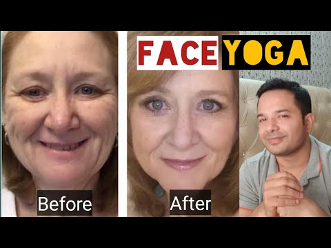 Face Yoga | Face Exercises | Fat Loss Motivation