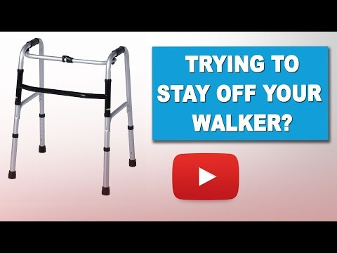 Workouts To Stay Off a Walker | Exercises for Limited Mobility