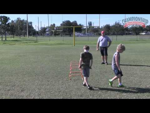 Speed and Agility Drills for Young Athletes