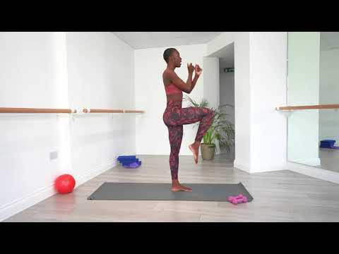 New Year Workout… Full Body, Calories burner Pilates and Barre!!!