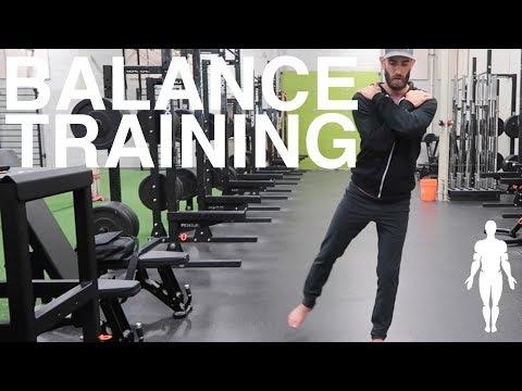 BALANCE TRAINING EXERCISES | Human 2.0