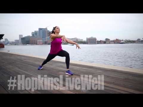 LiveWell After Breast Cancer | Cardio Workout #1