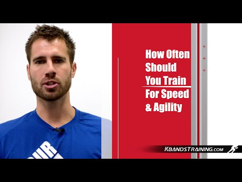 How Often Should You Do Speed and Agility Training