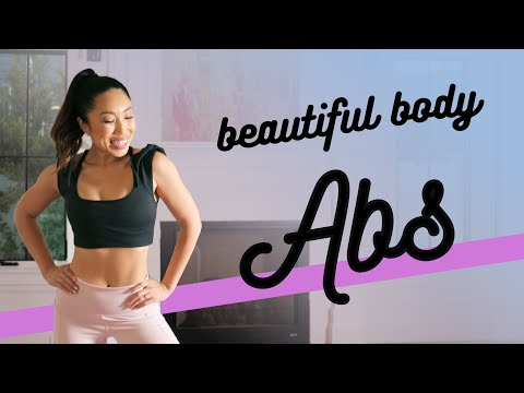 Beautiful Abs | Pilates Core Sculpting Workout