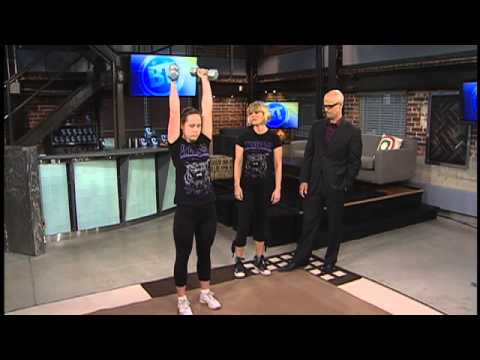 BT Body & Balance: Shoulder Workouts