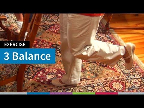 3 Balance Exercises for Older Adults from Go4Life