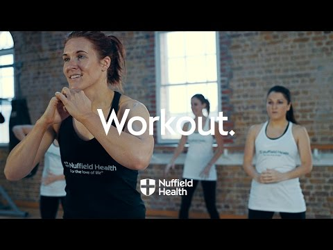 High Intensity Interval Training | Nuffield Health