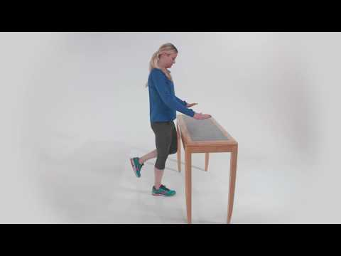 Fall Prevention Exercises with Physical Therapist Lora Durkin