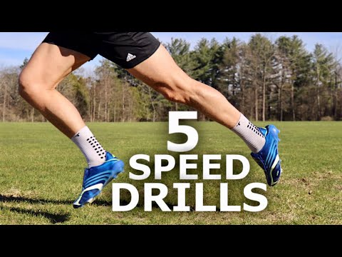 5 Speed & Agility Drills You Can Do in Small Spaces | Get Faster With These Drills