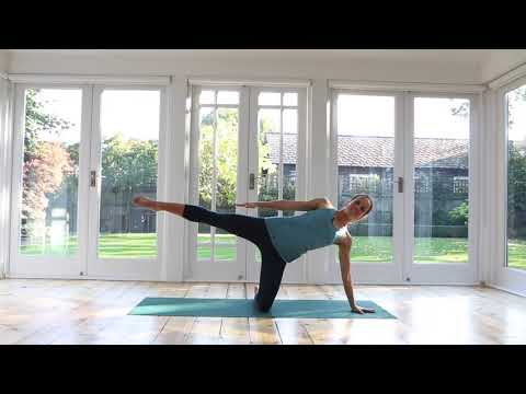 Pilates Full Body Workout 45 mins