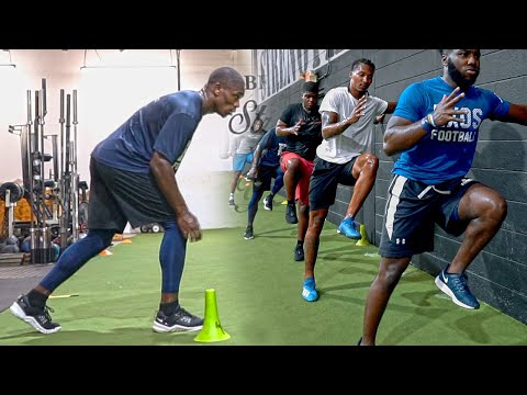 Agility Training for Athletes