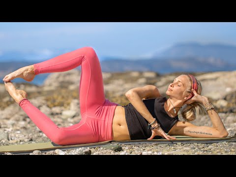 Pilates Home Workout | Tone Your Core & Waistline In Record Time