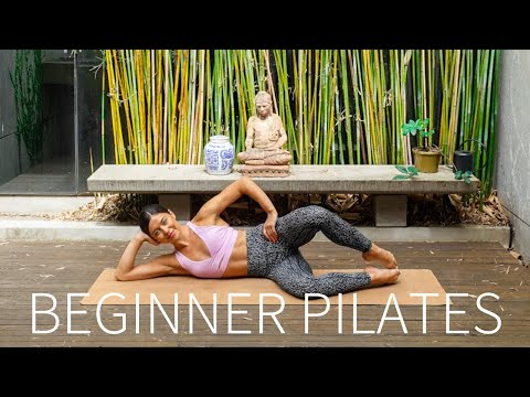 25 MIN FULL BODY PILATES WORKOUT FOR BEGINNERS (No Equipment)