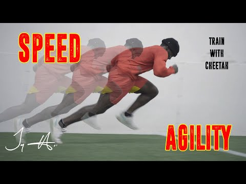 "Speed & Agility: Training Session | Tyreek Hill | ""Train with Cheetah"""