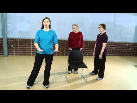 Part 4: Weight Shifts – Prevent Senior Falls: Assessment & Balance Exercises