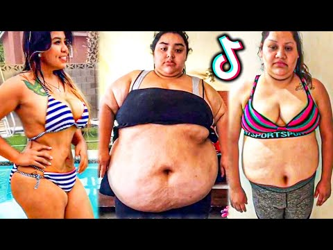 WeightLoss Motivation/Results TikTok Compilation